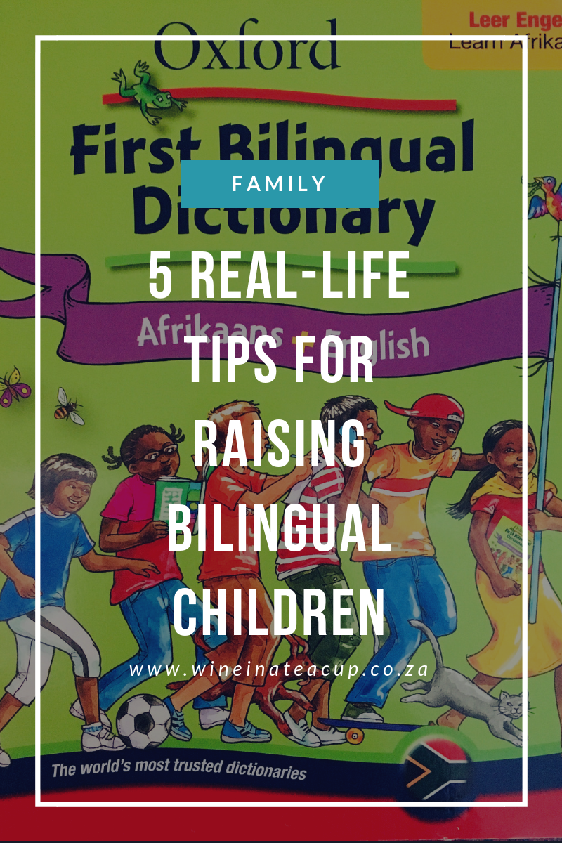 5 Real-life tips to raising bilingual children...from a Mum that's done it!