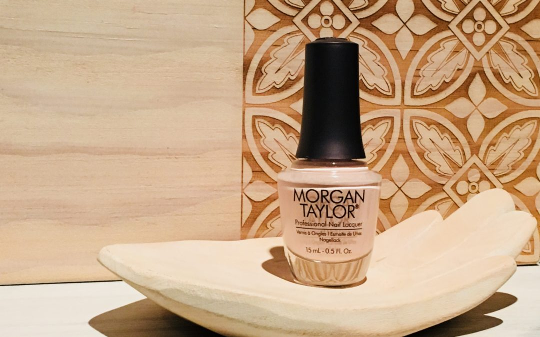 Morgan Taylor nail polish review