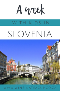 A week in Slovenia with kids. www.wineinateacup.co.za