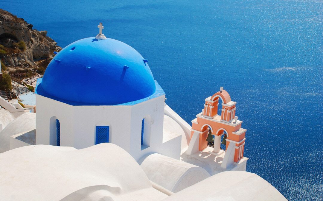 5 Reasons to love Greece