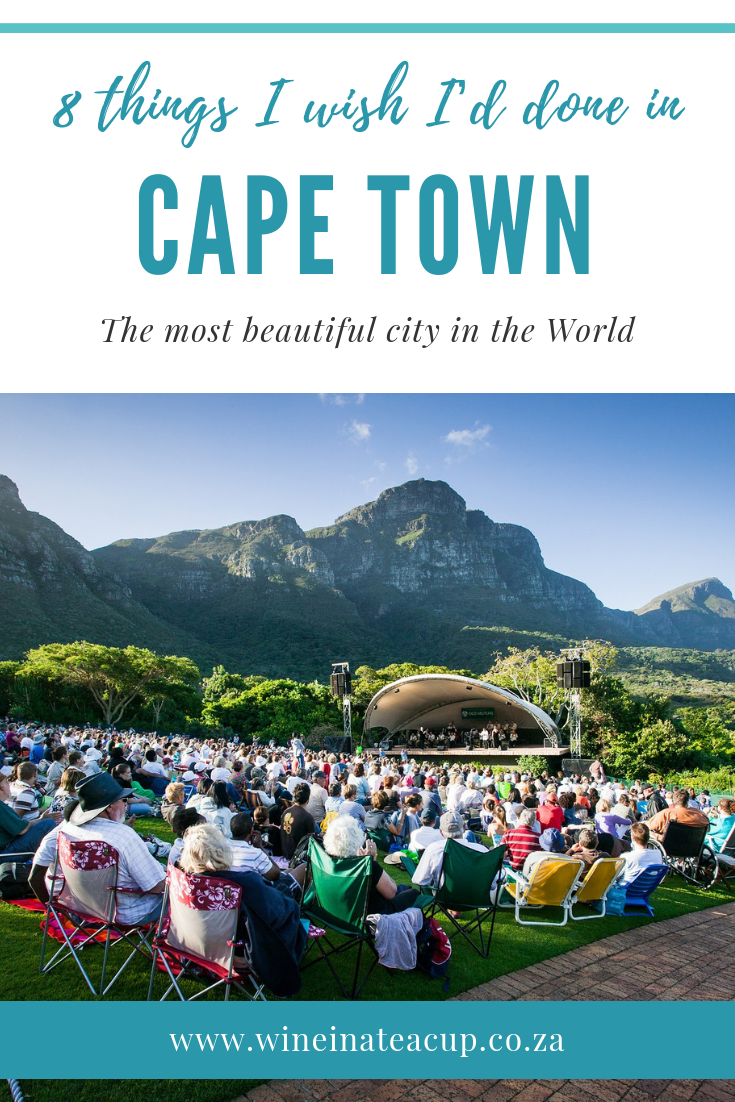 Visit Cape Town. 8 ideas for your Cape Town itinerary