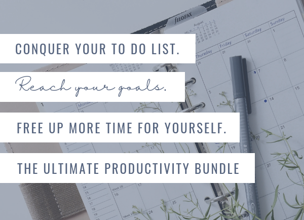 2019 Ultimate Productivity Bundle