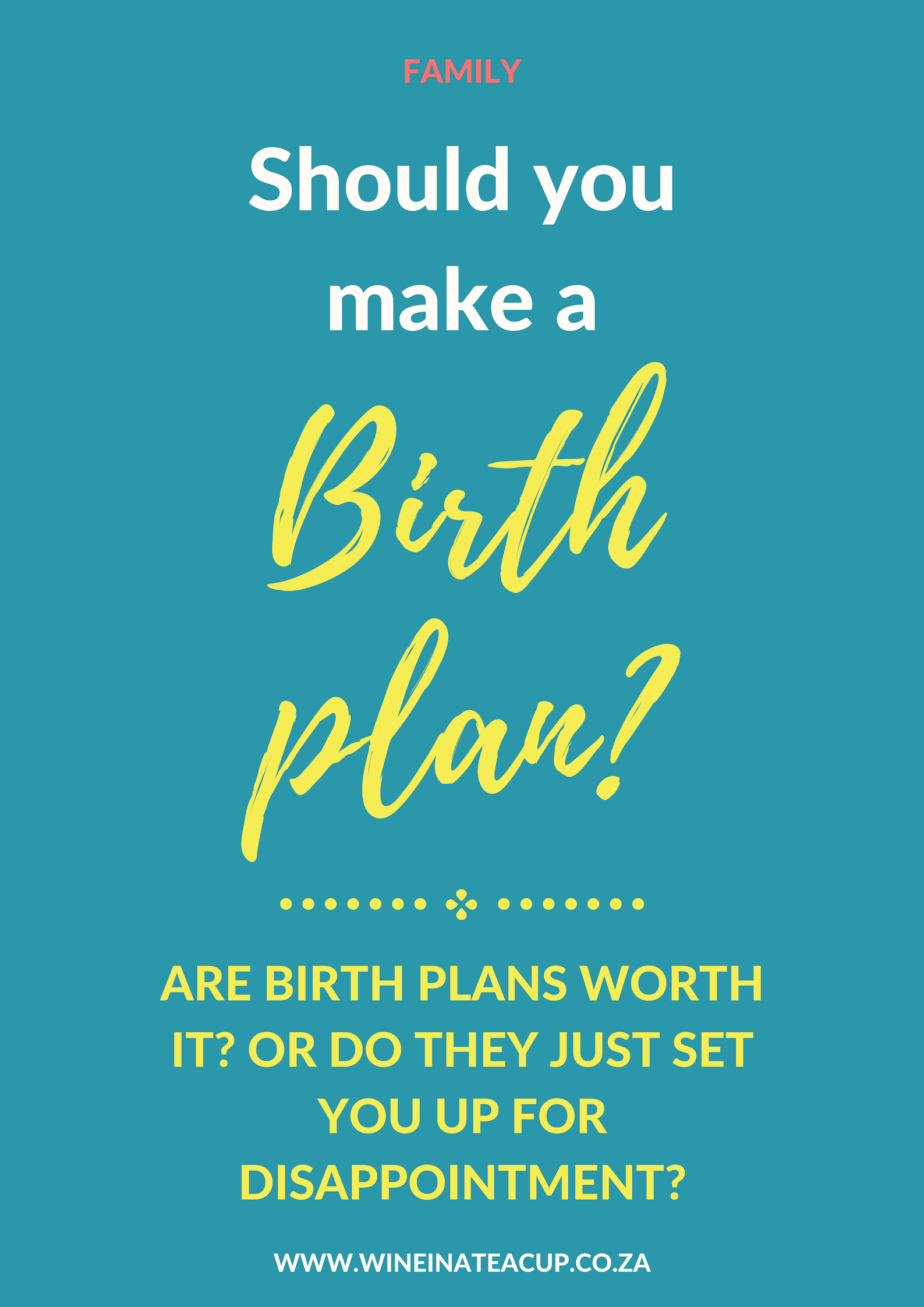Why no birth plan may just be the best birth plan. #pregnancy #birthplan #labor #givingbirth #labour