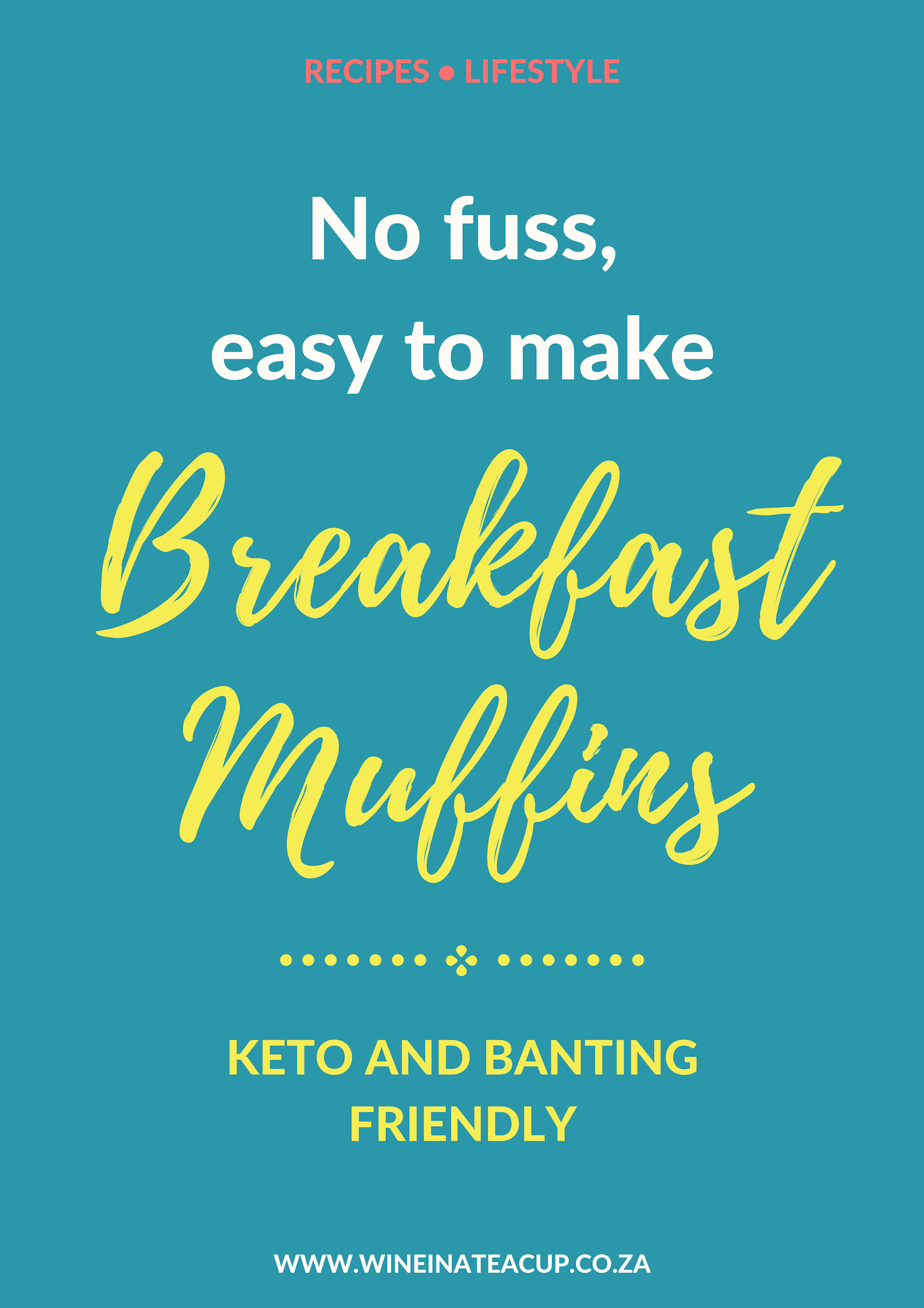 Quick and easy keto/banting friendly breakfast muffins. #ketorecipes #lowcarbrecipes #breakfast