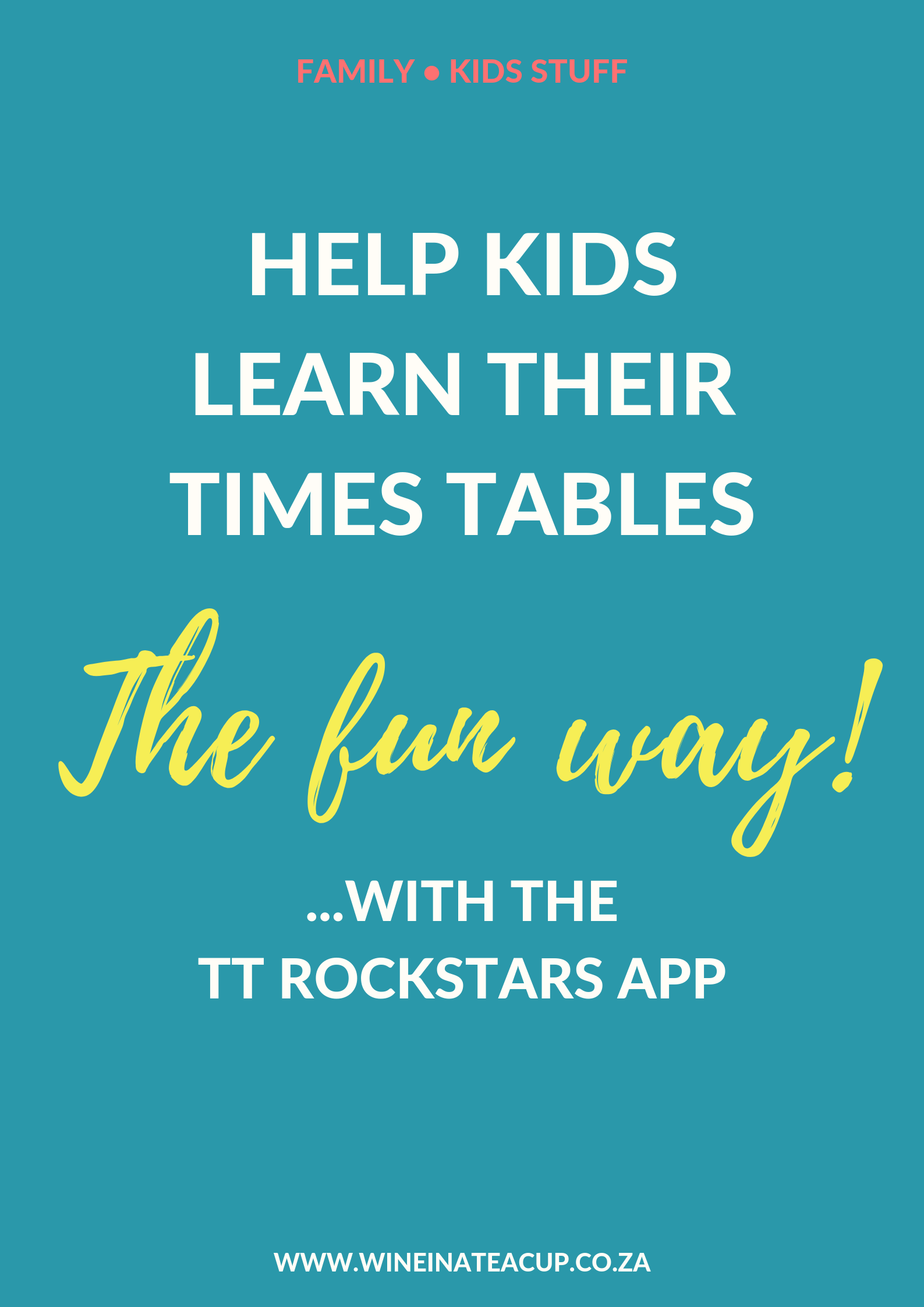 Times Tables Rockstars. A great learning app for kids! #mathapp #mathsapp #multiplication #learningmultiplication #learningappsforkids