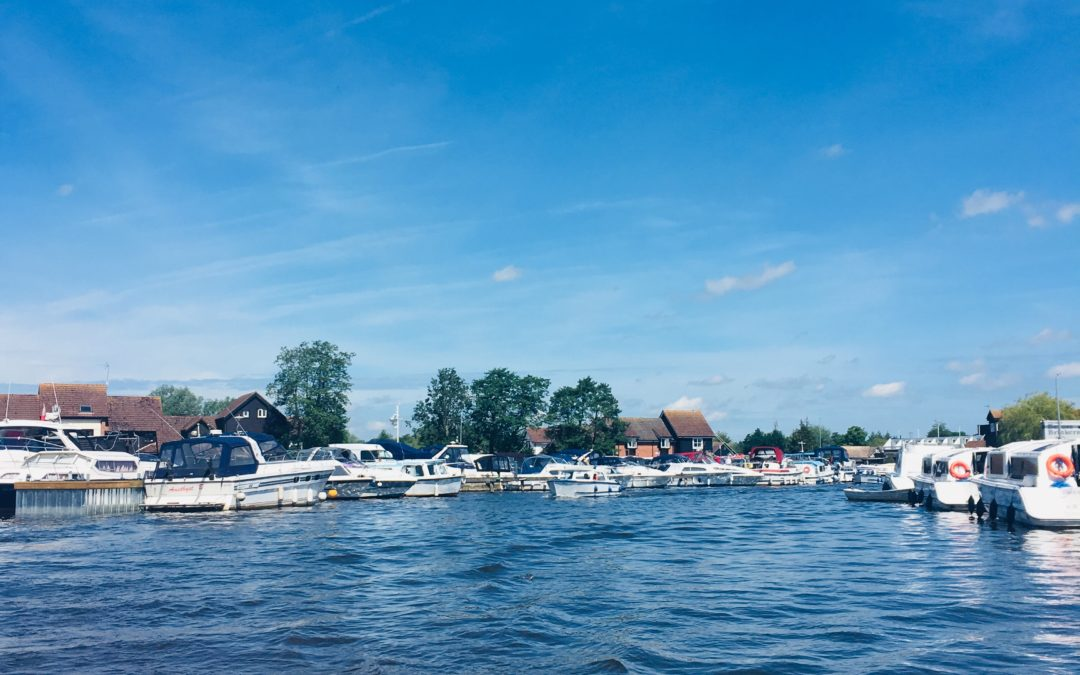 Daytripping on the Norfolk Broads
